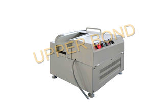 Cina MC15-I rotary drum cutting machine applies to cut lamina with the speed of 200g/batch-20kg pemasok