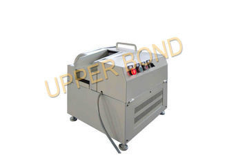 Grey White MC15 Tobacco Cutting Machines For Tobacco Shred Cutting Width 0.3 - 2 mm