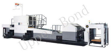 Cina 7000 sheet / h Post Press Machines Hologram Images Transferring Customized pabrik
